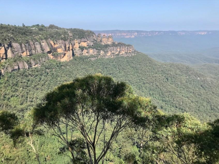 Geniet van de mooiste uitkijkpunten van de Blue Mountains en geniet van de Three Sisters
