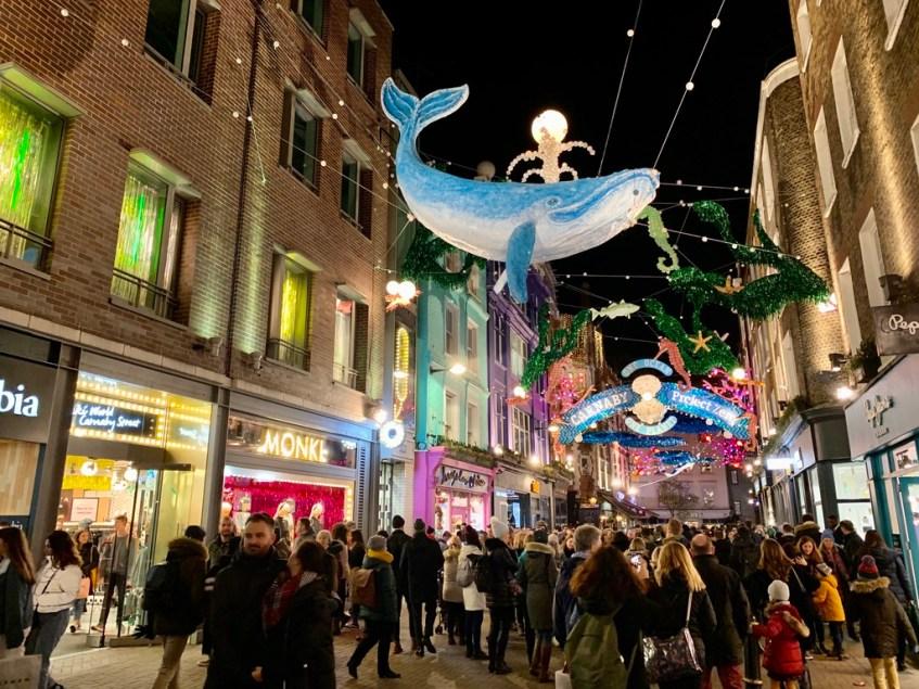 Londen tips: wat te doen in Londen: bezoek Londen met kerst