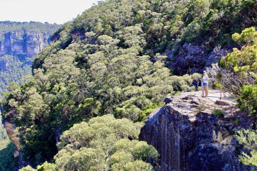 Geniet van de mooiste uitkijkpunten van de Blue Mountains en maak mooie wandelingen in Blue Mountains National Park