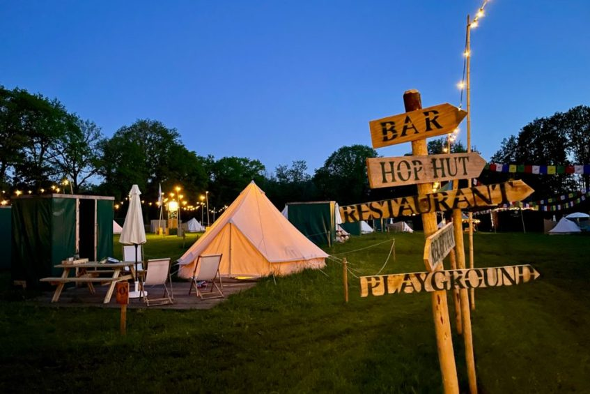 East Nomads Aalten - Luxe glamping in de Achterhoek
