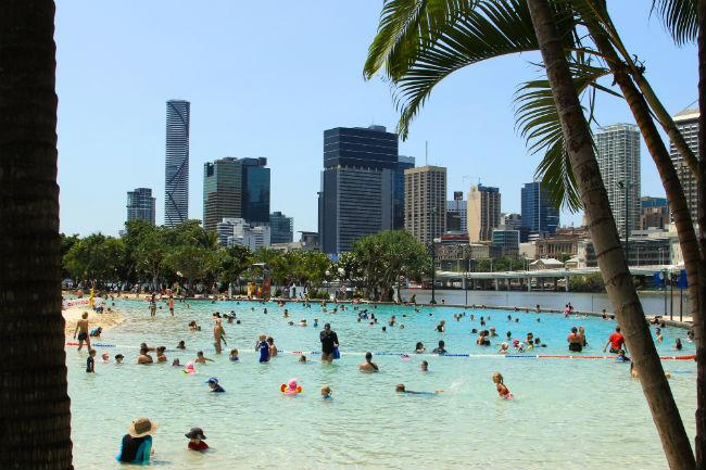South Bank @ Brisbane