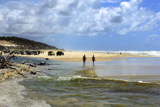 Eli Creek @ Fraser Island