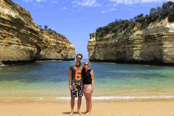 Loch Ard Gorge @ Great Ocean Road