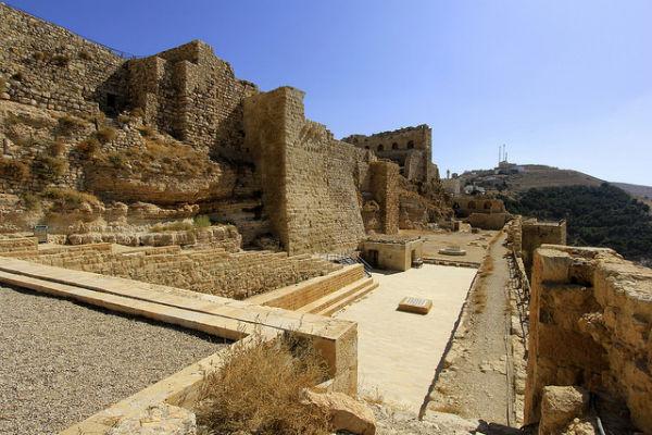 Het kasteel van Al Karak