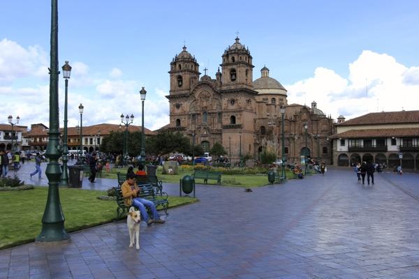 Plaza de Armas @ Cusco