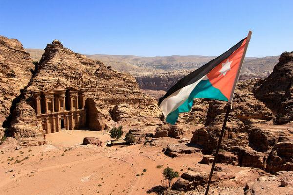 Ad Deir (het Klooster)