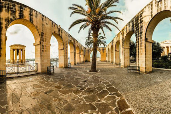 Bijzonder Valletta (bron Lonely Planet)