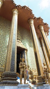 Entrace to Emerald Buddha