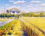"""""""Parker Farms"""" by Daphne Wynne Nixon"""