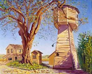 """""""Jones Ranch"""" by Daphne Wynne Nixon"""