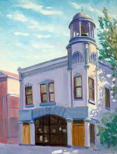"""Vacaville Town Hall"" by Daphne Wynne Nixon"