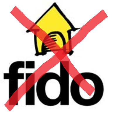 Fido Sucks