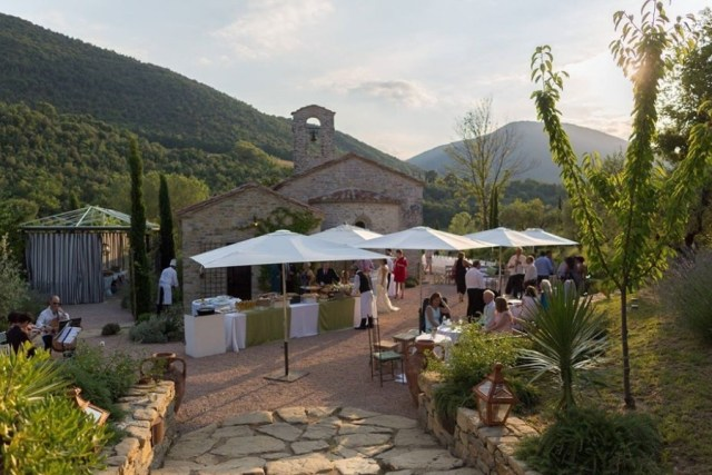 Best Places For Destination Weddings - Italy, Umbria