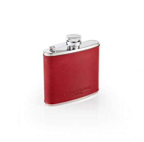 Daines & Hathaway 4oz Flask Red Bridle £39.00 www.pittardsonline.com