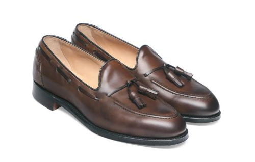 Cheaney Harry in Brown