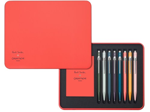 new-caran-dache-x-paul-smith-849-box-set