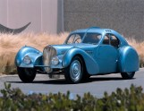 3) 1936 Bugatti Type 57 SC CoupéAtlantic