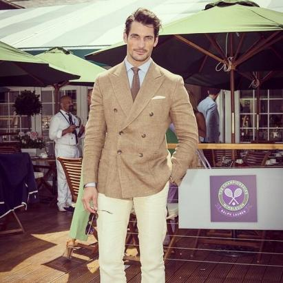 David Gandy Wimbledon