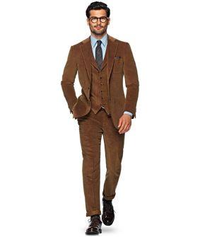 Cord Suit 4