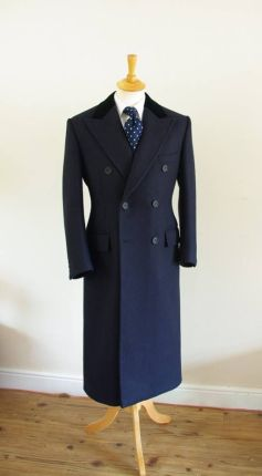 Wedding Overcoat