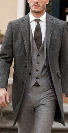 Wedding overcoat 2