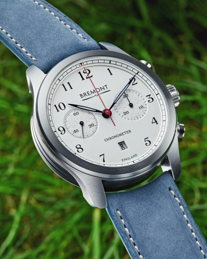 Bremont Rose England Rugby 9