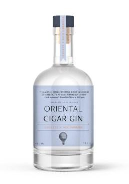 Oriental Cigar Gin