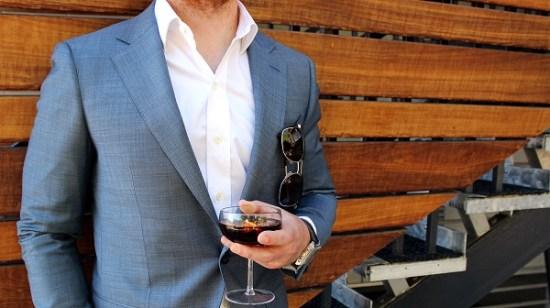 Spier & Mackay Suit