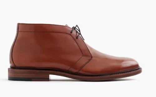 Goodyear Welted Ludlow Chukka Boots