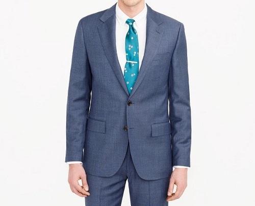 Ludlow Wide Lapel Suit