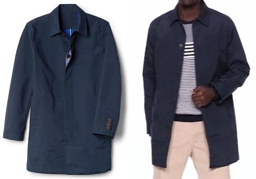 "GAP ""Clean"" Mac Jacket"