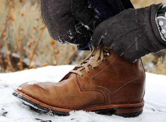 Allen Edmonds Higgins Mill Boot | Dappered.com
