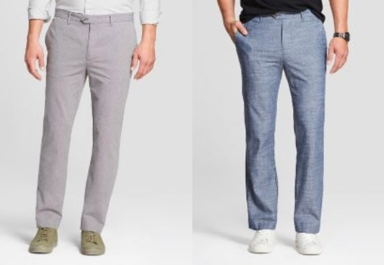 Target: Goodfellow & Co. Oxford Cloth Pants