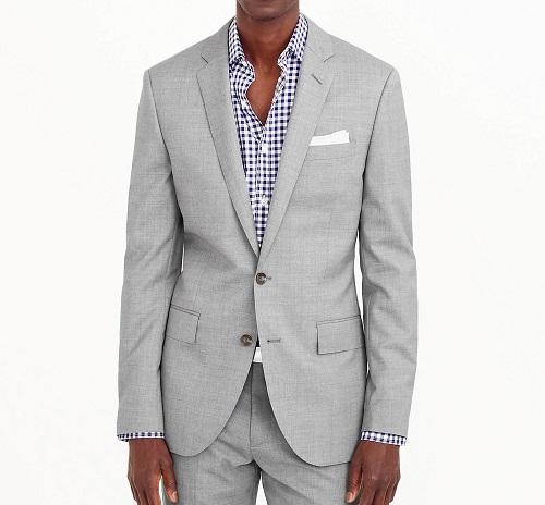 Ludlow Italian Wool Suit Jacket&Pant