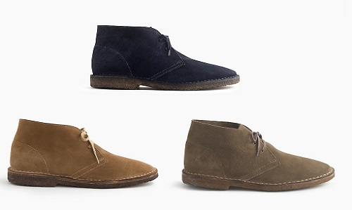 Made in Italy McAllister Desert Boots