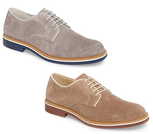 1901Cardiff Plain Toe Derby