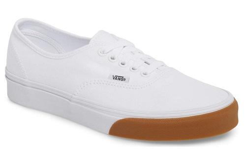 Vans Authentic Gum Bumper Sneaker