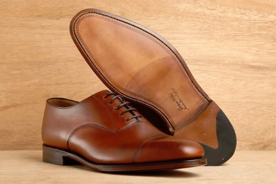 Made in the UK Loake Cap Toes