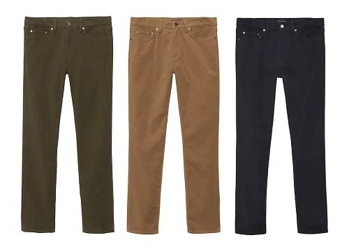 BR Brushed Traveler Pants