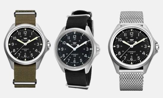 Glycine Combat Vintage Automatic Watch