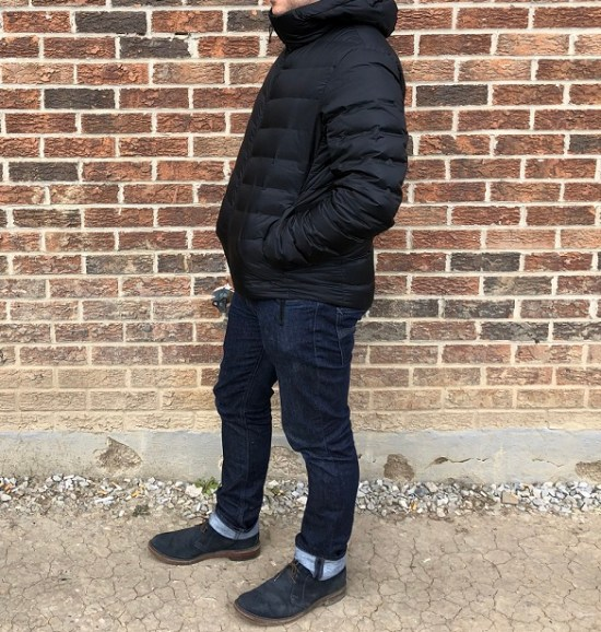 In Review: The UNIQLO Ultra-Light Seamless Down Parka | Dappered.com
