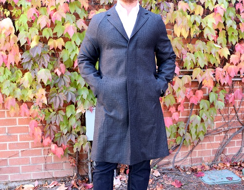 J. Crew Destination Topcoat
