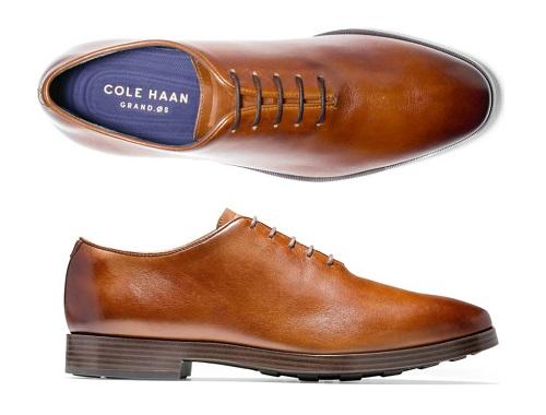 Cole HaanJefferson Waterproof Wholecut Oxford