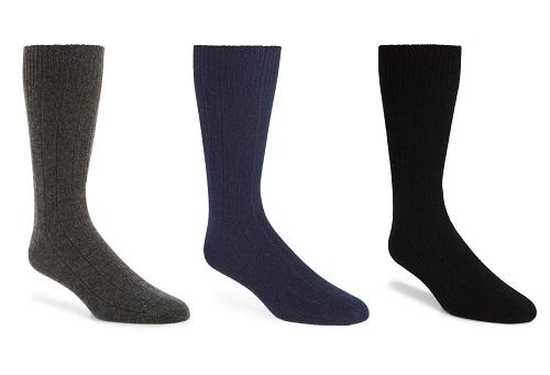 Nordstrom Cashmere Socks