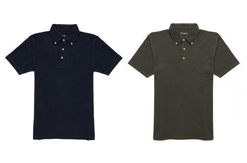 Spier & Mackay Button Down Collar Polos