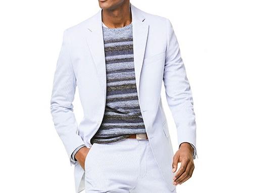 Todd Snyder Fine Cord Stripe Suit