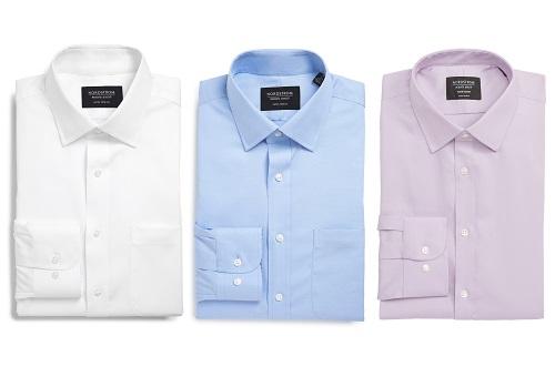 Nordstrom EXTRA Trim Fit Dress Shirts