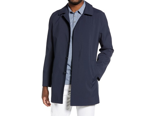 Nordstrom Lightweight Overcoat