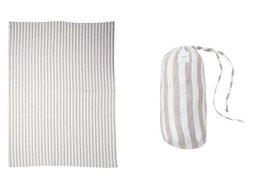 OniaMacro Stripe Beach Blanket