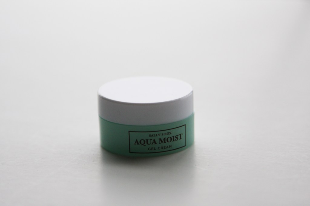 Sallys Box Aqua Moist Gel Cream